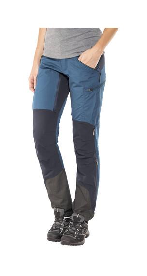Lundhags Makke Spodnie długie Kobiety petrol